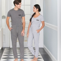 Personalised Initial Long Lounge Set